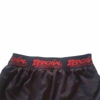 "Brachial Short ""Airy"" schwarz/rot 2XL"