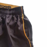 """Brachial Short """"Airy"""" schwarz/orange 2XL"""