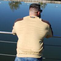 "Brachial Sweatshirt ""Viking"" beige XL"