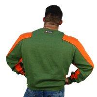 "Brachial Sweatshirt ""Viking"" grün M"
