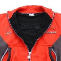 "Brachial Zip-Sweater ""Original"" red"