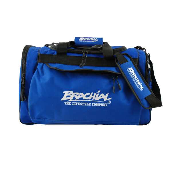 "Brachial Sporttasche ""Heavy"" blau"
