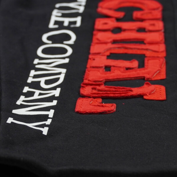 Brachial Tracksuit Trousers Gym black/red