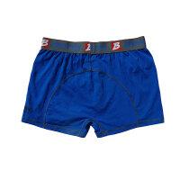 """Brachial 2er Pack Boxer Shorts """"Under"""" blau & schwarz L"""