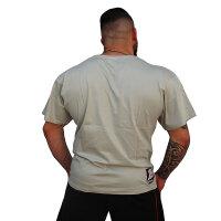 "Brachial T-Shirt ""Sign Next"" grey M"