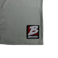 "Brachial T-Shirt ""Sign Next"" grey L"