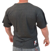 "Brachial T-Shirt ""Sign Next"" graumeliert"