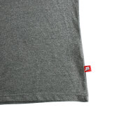"""Brachial T-Shirt """"Sign Next"""" graumeliert S"""