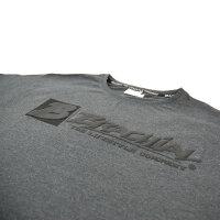 """Brachial T-Shirt """"Sign Next"""" graumeliert M"""