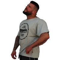 "Brachial T-Shirt ""Style"" grau M"
