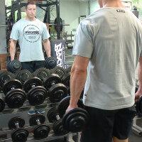 """Brachial T-Shirt """"Style"""" grey XL"""
