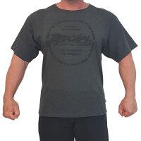 "Brachial T-Shirt ""Style"" graumeliert"