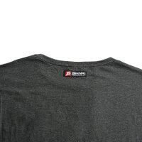 "Brachial T-Shirt ""Style"" graumeliert M"