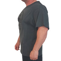 """Brachial T-Shirt """"Style"""" greymelounge XL"""