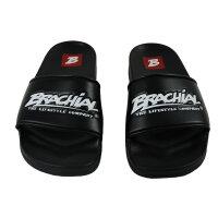 """Brachial Bath Shoes """"Slide"""" black 43"""