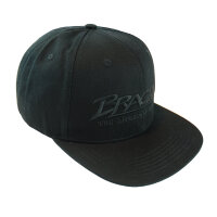 "Brachial Snapback Cap ""Rule"" black"