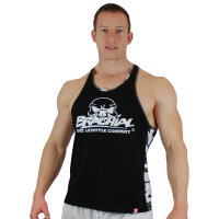 "Brachial Tank-Top ""Chest"" schwarz"
