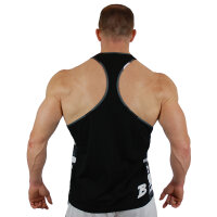 "Brachial Tank-Top ""Chest"" black"