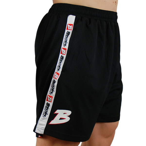 Brachial Mesh Short Feeling black