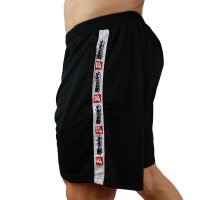 "Brachial Mesh Short ""Feeling"" black"