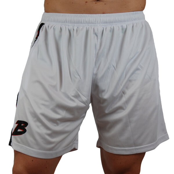 Brachial Mesh Short Feeling weiss