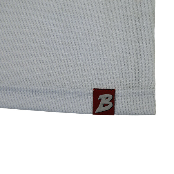 Brachial Mesh Short Feeling white