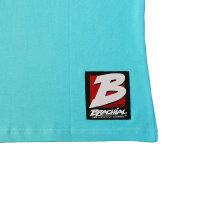 """Brachial T-Shirt """"Sign Next"""" light blue"""