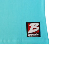 """Brachial T-Shirt """"Sign Next"""" light blue L"""