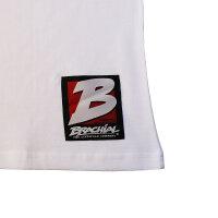 """Brachial T-Shirt """"Sign Next"""" weiss L"""