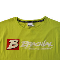 "Brachial T-Shirt ""Sign Next"" green"