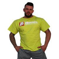 """Brachial T-Shirt """"Sign Next"""" green M"""
