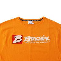 "Brachial T-Shirt ""Sign Next"" orange S"