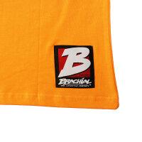"Brachial T-Shirt ""Sign Next"" orange M"