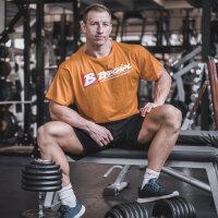 "Brachial T-Shirt ""Sign Next"" orange XL"