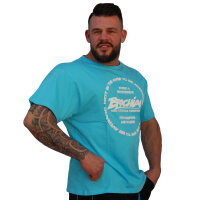 "Brachial T-Shirt ""Style"" hellblau M"