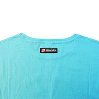 """Brachial T-Shirt """"Style"""" light blue 2XL"""