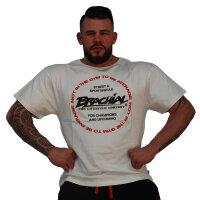 """Brachial T-Shirt """"Style"""" white"""