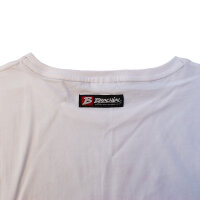 """Brachial T-Shirt """"Style"""" white M"""