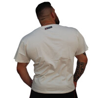 """Brachial T-Shirt """"Style"""" white L"""