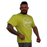 """Brachial T-Shirt """"Style"""" green L"""