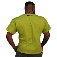 """Brachial T-Shirt """"Style"""" green 4XL"""