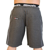 "Brachial Short ""Spacy"" graumeliert/weiss M"