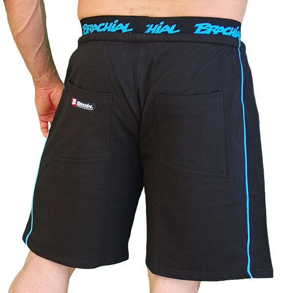 Brachial Short Spacy schwarz/blau