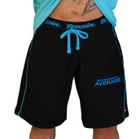 "Brachial Short ""Spacy"" black/blue"