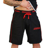 Brachial Short Spacy schwarz/rot