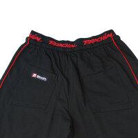 "Brachial Short ""Spacy"" black/red M"