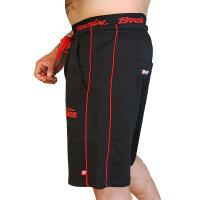 "Brachial Short ""Spacy"" black/red 3XL"