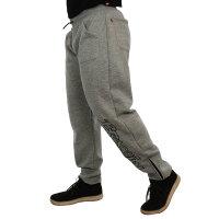 "Brachial Tracksuit Trousers ""Gain"" greymelounge M"