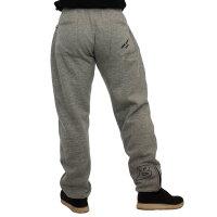 "Brachial Tracksuit Trousers ""Gain"" greymelounge XL"