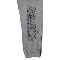 "Brachial Tracksuit Trousers ""Gain"" greymelounge 3XL"